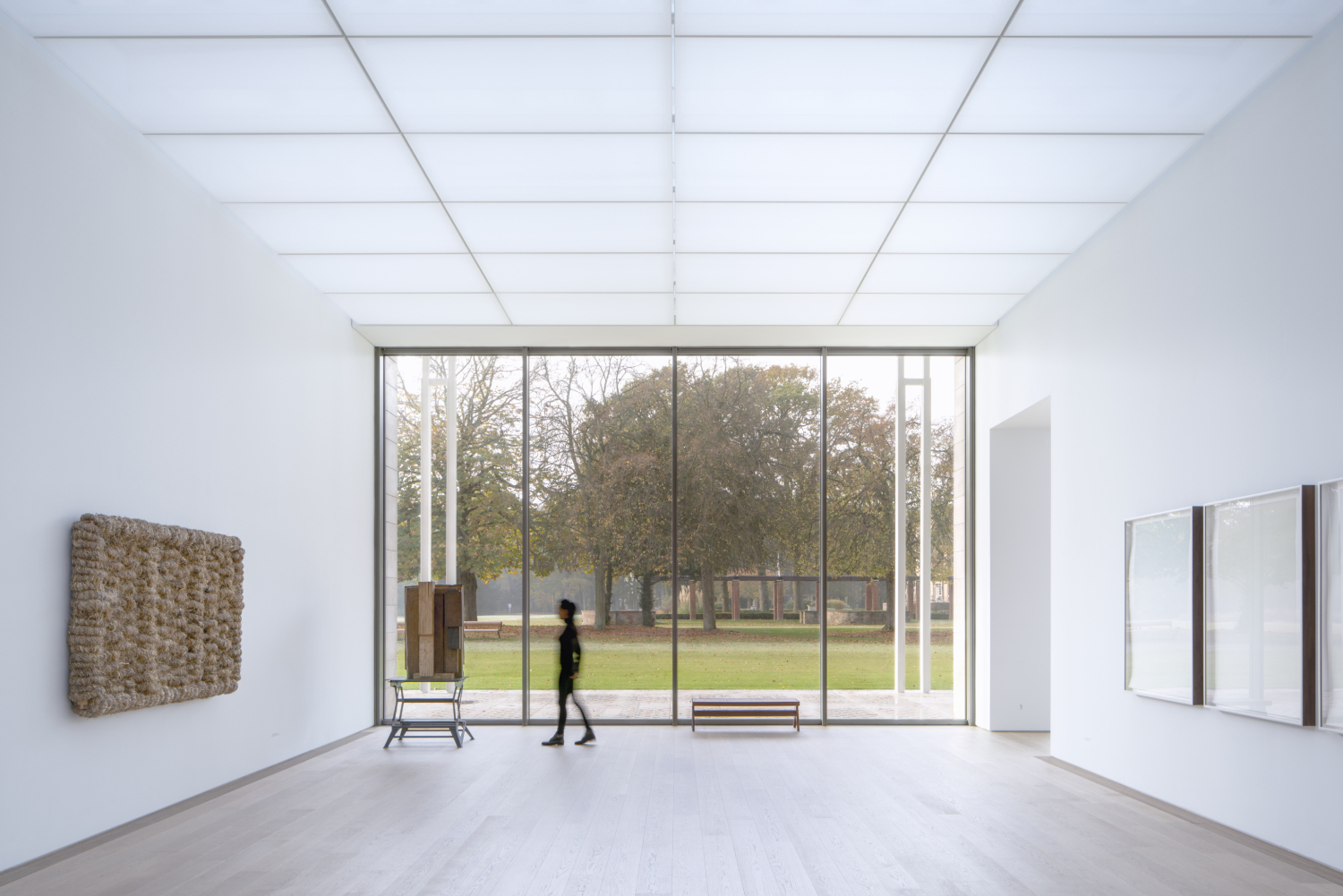 Museum Voorlinden is among the nominees for Dutch Daylight Award 2018